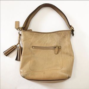 Coach Legacy Leather Duffle Shoulder Bag